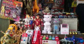 Top 10 đồ chơi có nguy cơ gây hại cho trẻ em nhất