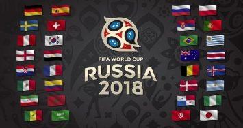 Top 10 ứng cử viên vô địch World Cup 2018 sáng giá nhất