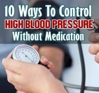 Top 10 Cách để kiểm soát huyết áp cao mà không cần dùng thuốc