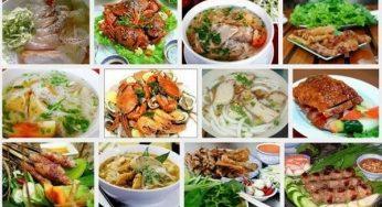 Top 10 Con đường ẩm thực nổi tiếng nhất ở Nha Trang