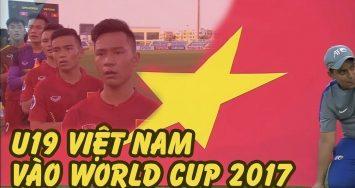 Top 10 Lý do làm nên thành công của U19 Việt Nam tại VCK Châu Á 2016