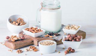 Top 10 Loại sữa hạt tốt nhất cho sức khỏe của bạn