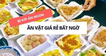 Top 10 Món ăn vặt ngon nhất có giá dưới 10.000đ tại Đà Nẵng