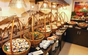 Top 10 Nhà hàng buffet món Việt ngon nhất ở Hà Nội