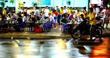 Top 10 Quán nhậu ngon nhất Hà Nội