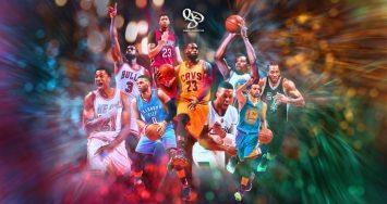 Top 10 Vận động viên hay nhất giải bóng rổ Nhà nghề Mỹ NBA 2016/2017