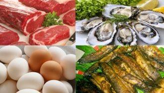 Top 12 Thức ăn tốt cho sức khỏe nhất bạn không nên bỏ qua