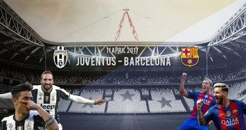 Top 5 điều rút ra từ trận Juve – Barca lượt đi tứ kết C1 mùa giải 2016/2017