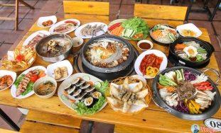 Top 5 Nhà hàng Hàn Quốc nổi tiếng nhất Hà Nội