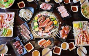 Top 6 Quán buffet nướng rẻ mà ngon tại Cần Thơ