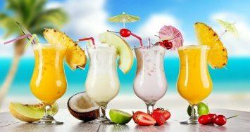 Top 8 Loại thức uống thiên nhiên tốt cho sức khỏe