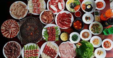 Top 8 Nhà hàng buffet lẩu nướng nổi tiếng nhất Hà Nội