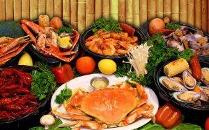 Top 9 Hải sản giàu chất dinh dưỡng dành cho cơ thể